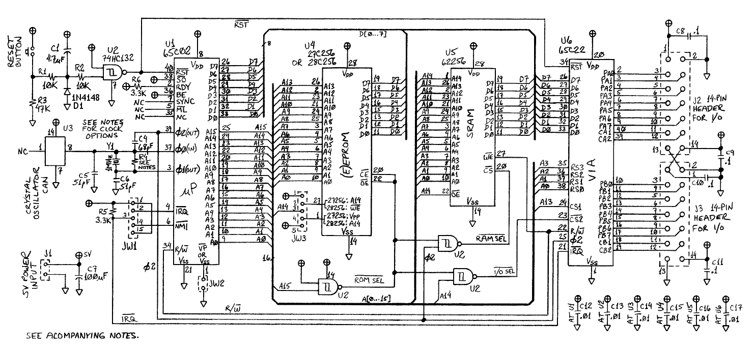 14 pin relay socket schematic