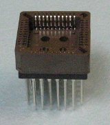 44-pin WW PLCC socket