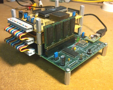 SBC-4 with WM-1 memory module